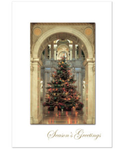Library of Congress holiday greeting card