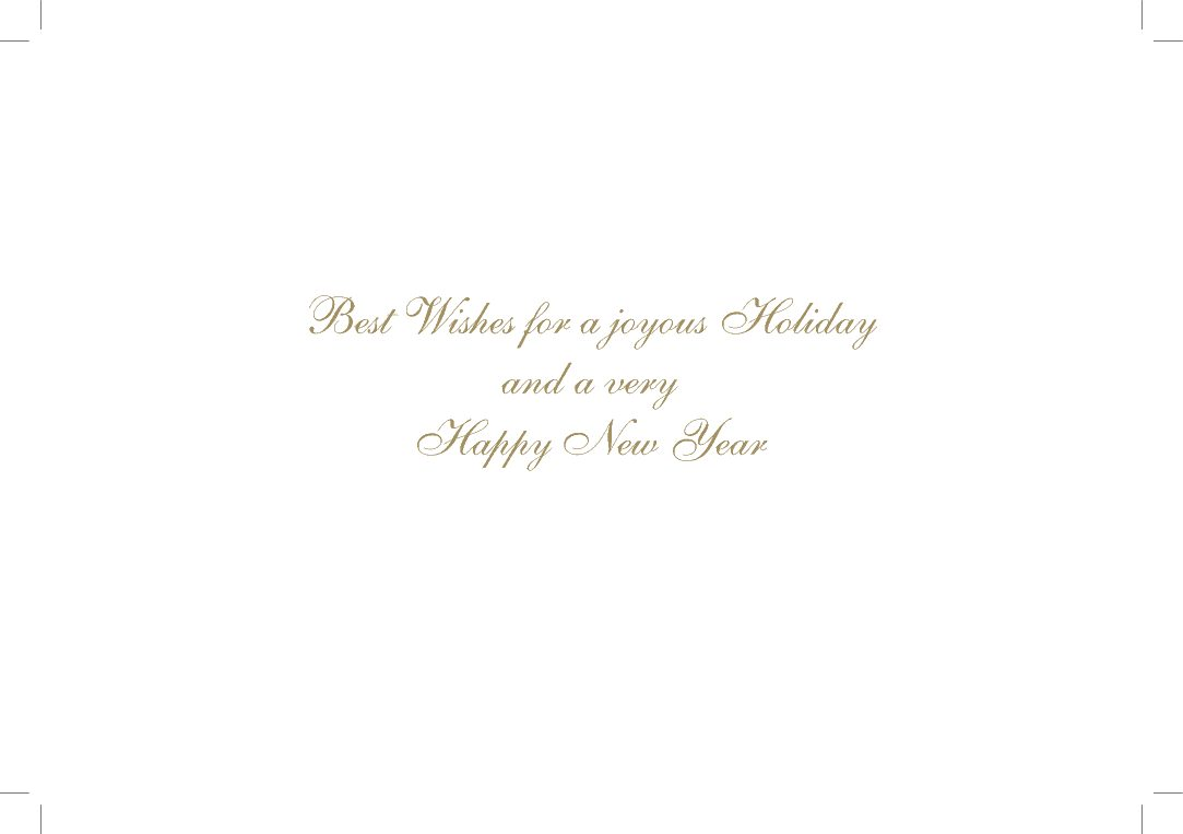 Hol 24 Evening On Capitol Hill Holiday Greeting Card Box Of 10