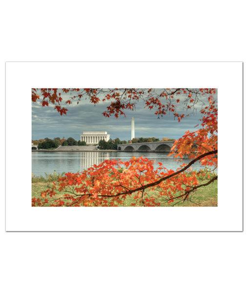 Washington DC on the Potomac