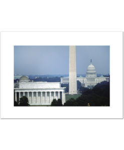Washington DC blank cards