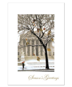 US Supreme Court holiday greeting cards