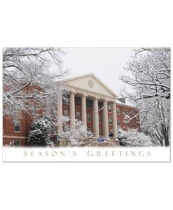 NIH holiday greeting card