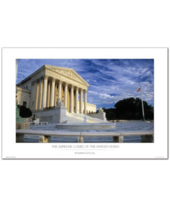 US Supreme Court Print Day