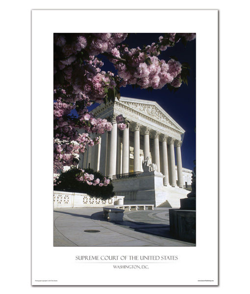 US Supreme Court in Spring