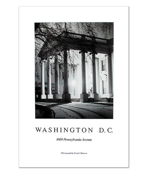 White House print