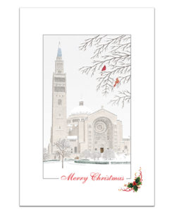 National Shrine Christmas Card