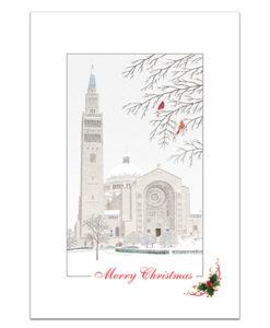 National Shrine Christmas Card