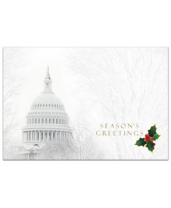 U.S. Capitol Holiday Card